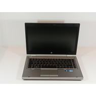 HP Elitebook 8470p i5-3340/4GB/500GB/DVDRW/cam  - használt