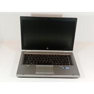 HP Elitebook 8470p I5-3320M/4GB/120GB SSD/Eu Bill - használt