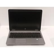 HP ProBook 650 G2 I5-6200U/8GB/256GB SSD/FHD/Eu Bill - használt - használt
